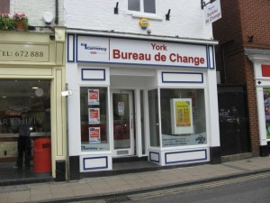 no 1 currency exchange york