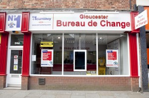 no 1 currency exchange gloucester
