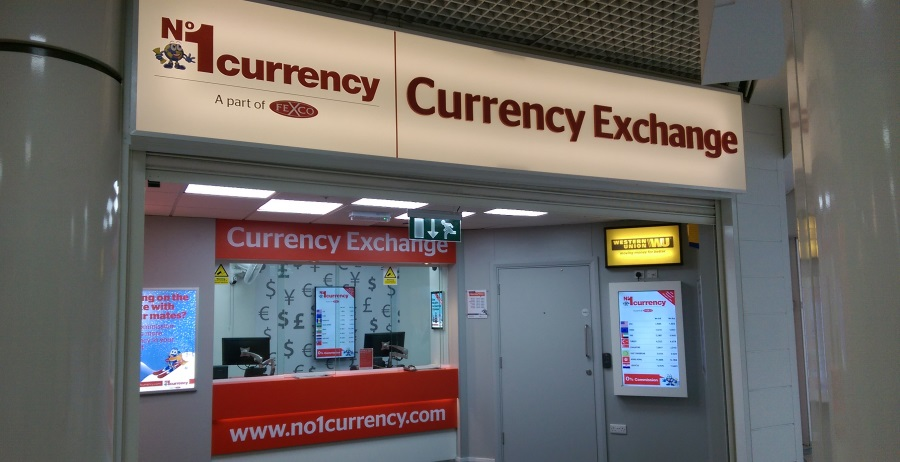 No 1 Currency Opens Exchange At The Galleries Bristol Creating Three New