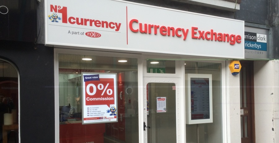No 1 Currency Opens Exchange In Worcester Creating Three Jobs