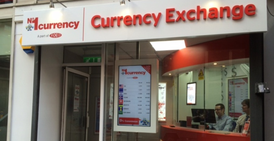 No 1 Currency Opens Exchange In London Creating Three Jobs