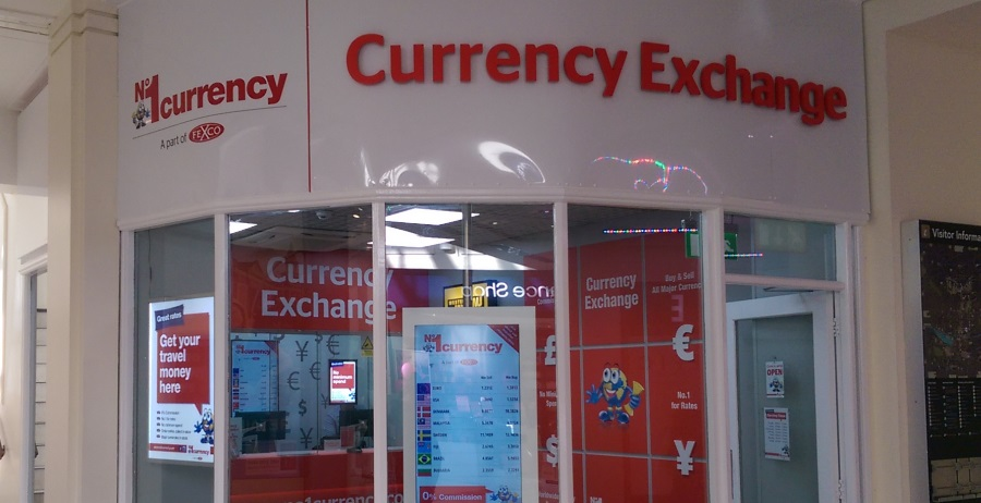 No.1 Currency opens currency exchange store in Lincoln creating three jobs
