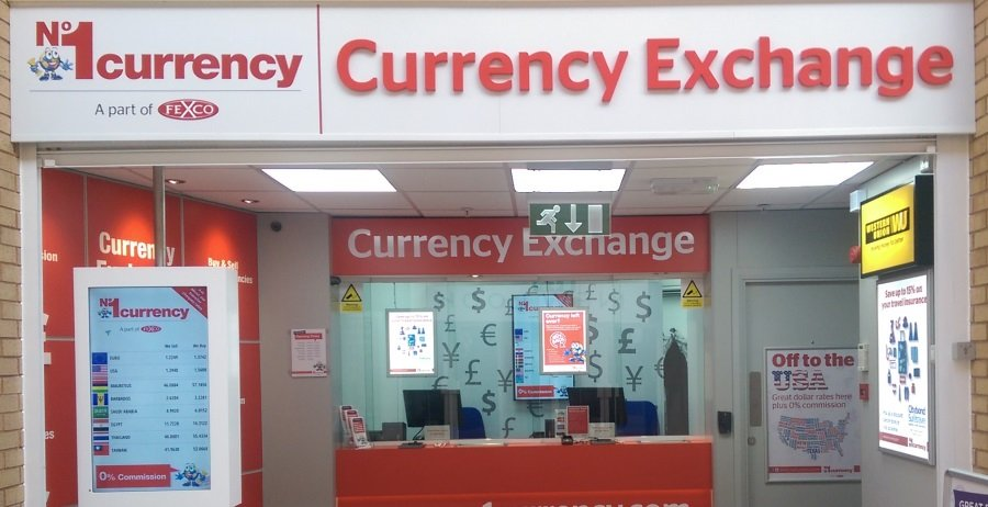 No.1 Currency opens currency exchange store in Barnstaple creating three jobs