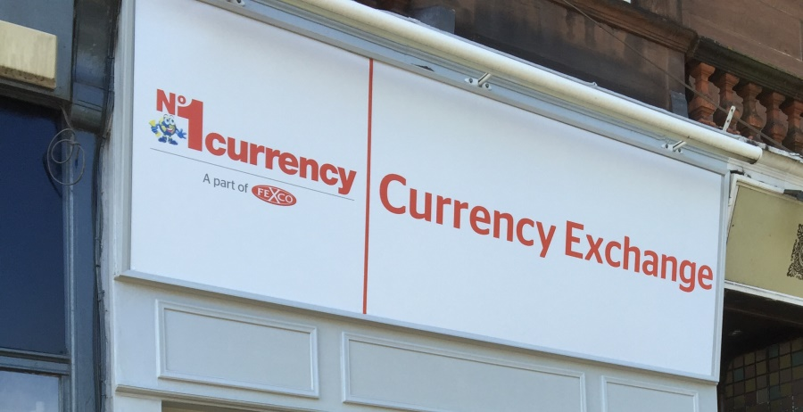 No.1 Currency opens fourth currency exchange store in Edinburgh creating three jobs